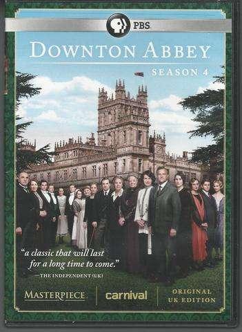 Downton Abbey: Season 4, Downton Abbey