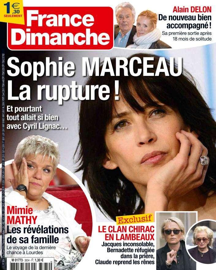 France Dimanche 3634 - 22 au 28 Avril 2016