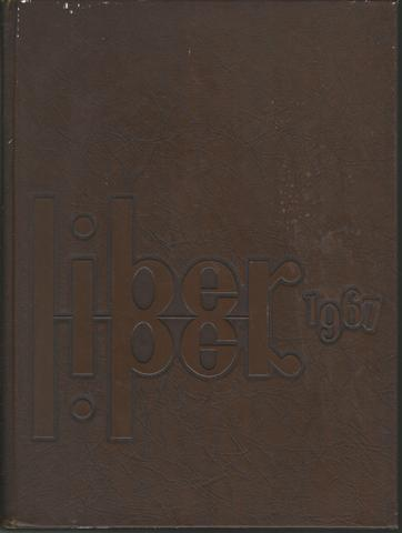 1967 Brown University Yearbook - Liber, Brown University