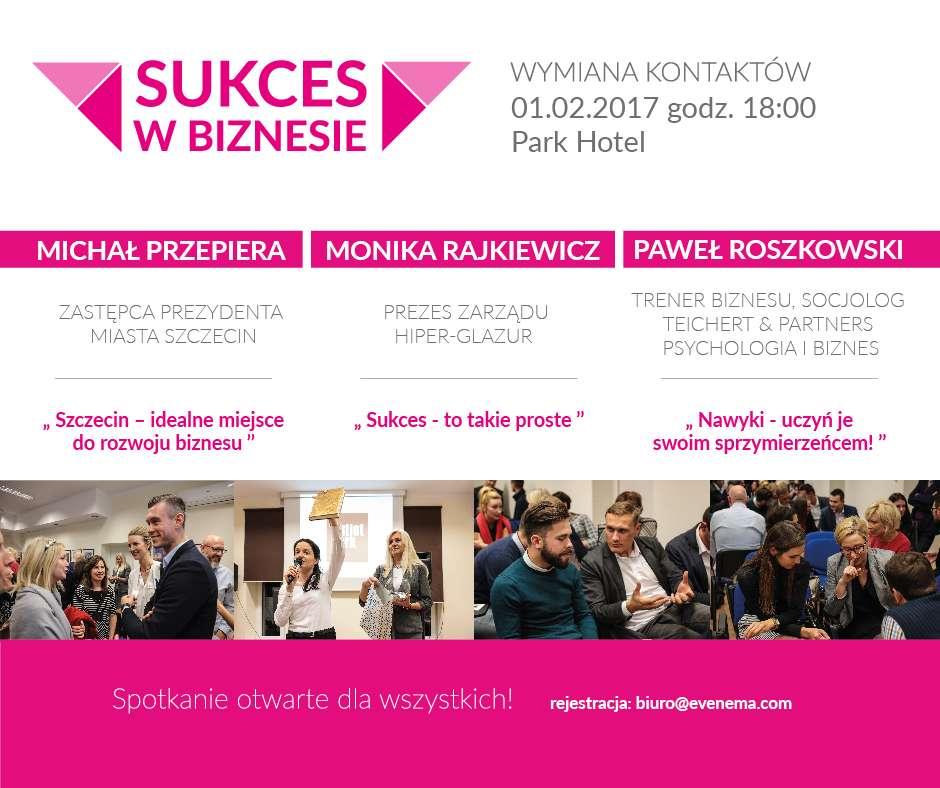 Wielka Wymiana Kontaktów w Szczecinie