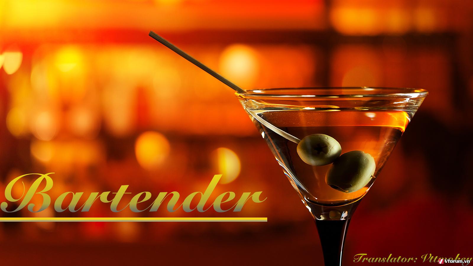 Bartender chap 124 Trang 1 - Mangak.info