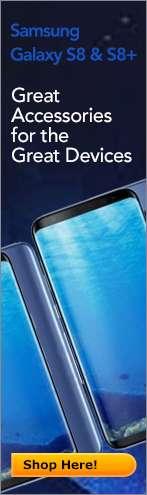 Sansung Galaxy S8 & S8 Plus Accessories