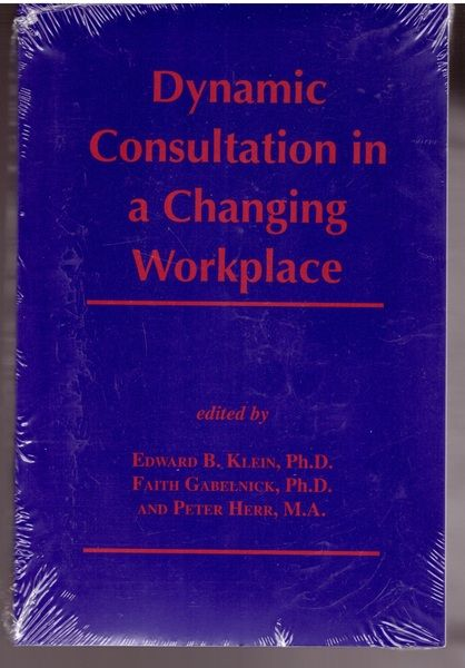 Dynamic Consultation in a Changing Workplace