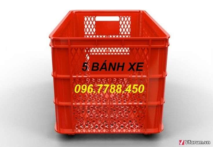 www.123nhanh.com: Sóng nhựa 5 bánh xe, sóng nhựa HS 0199 call 096.7788.450