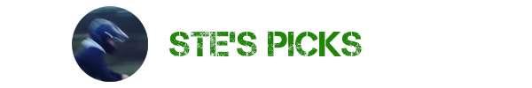 Ste's Picks