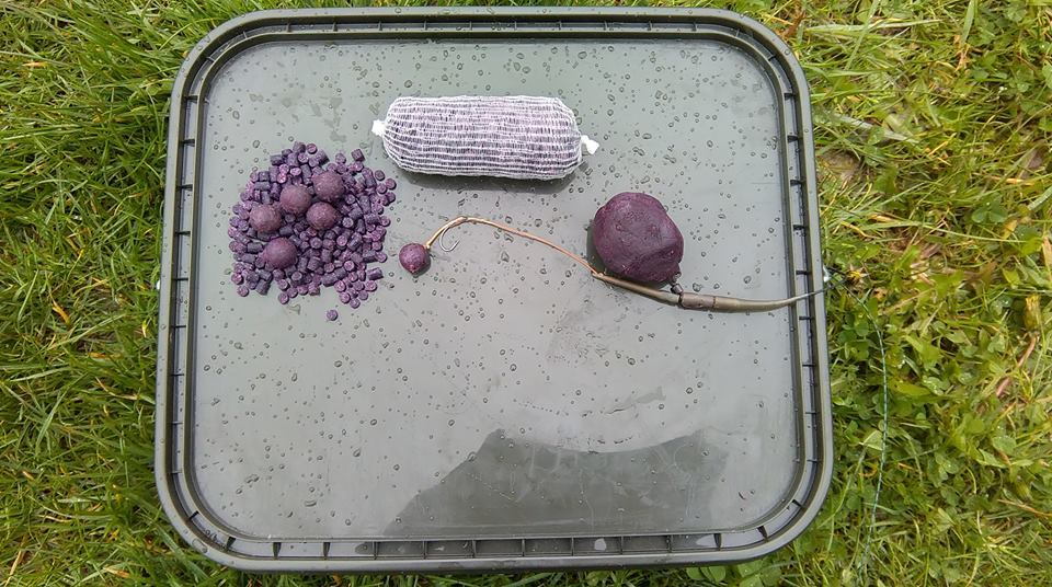 LK Baits Purple Plum