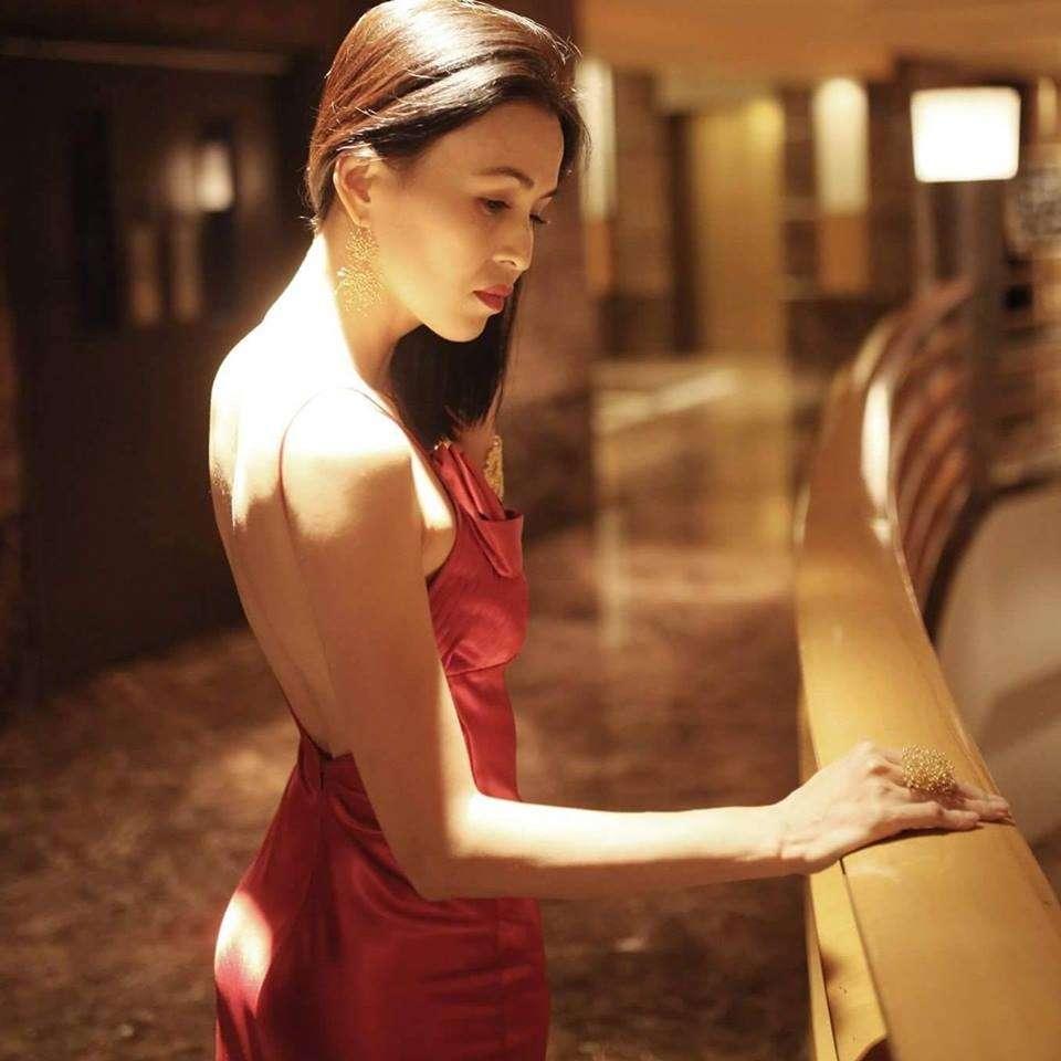 Mẹ đơn thân nổi tiếng Lương Hoàng Anh