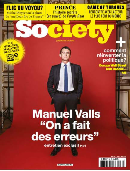 Society - 29 Avril au 12 Mai 2016