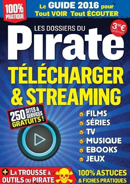 Pirate Informatique Hors Série - Juillet-Septembre 2016