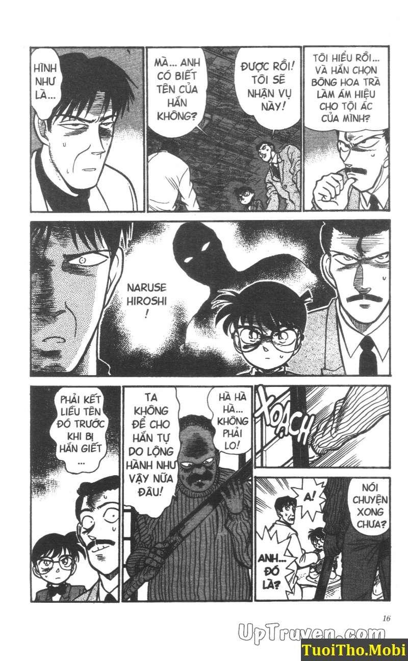 đọc truyện Conan bộ đặc biệt chap 10 trang 11