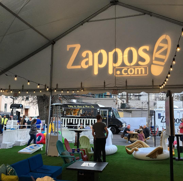 Zappos Friends With Benefits Roadshow Nashville