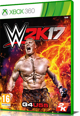 WWE 2K17 DOWNLOAD XBOX 360 SUB ITA (2016)