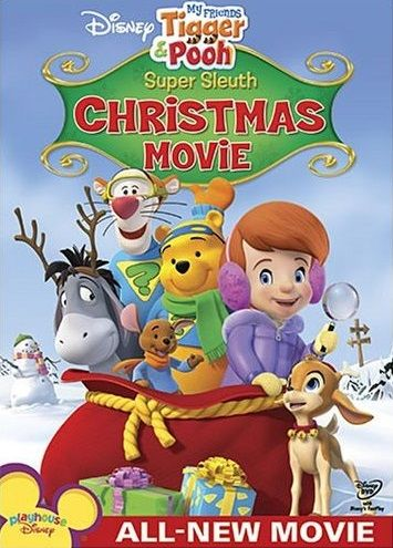 My Friends Tigger Pooh Super Sleuth Christmas Movie