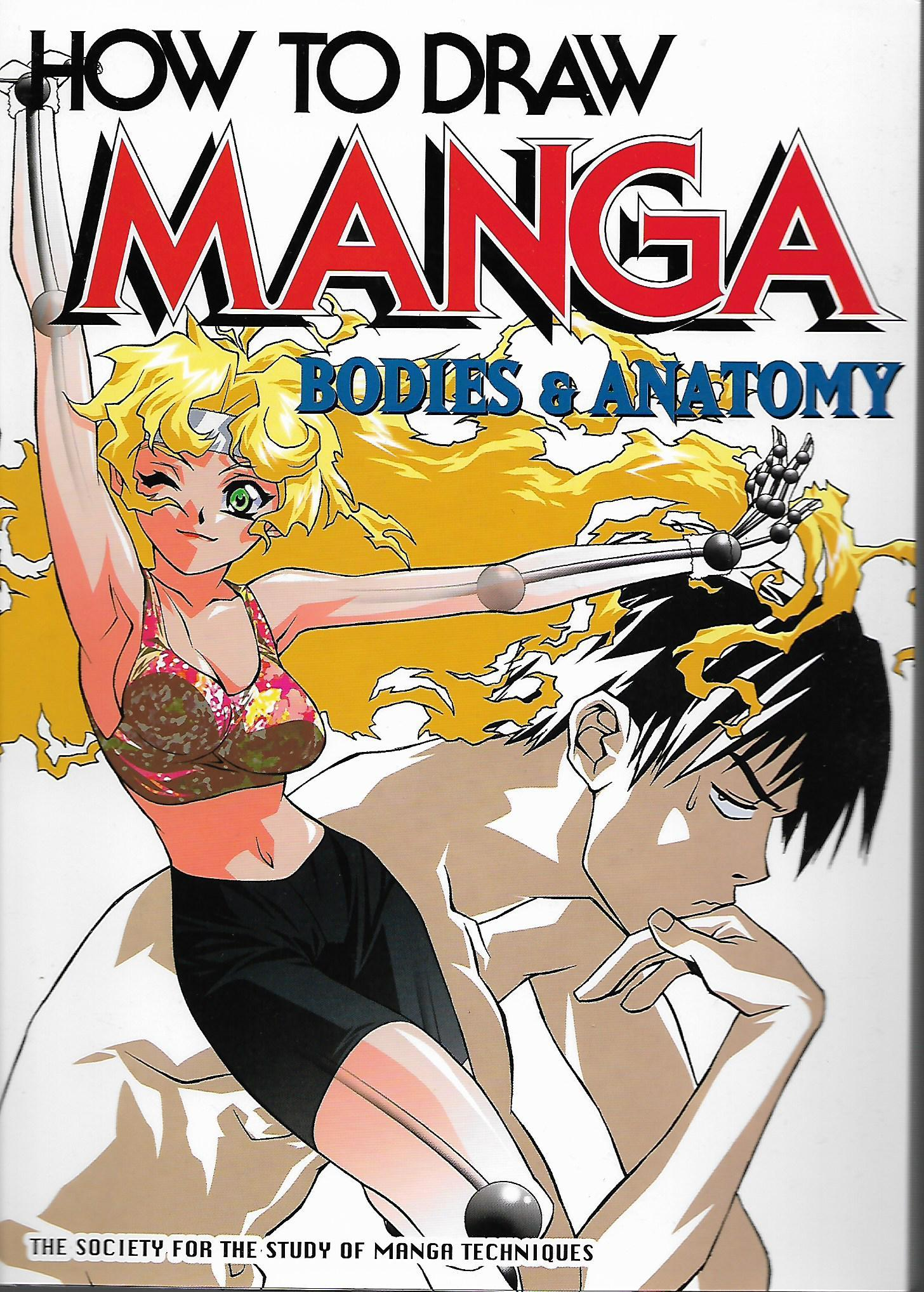How to Draw Manga: Bodies & Anatomy, Society for the Study of Manga Techniques
