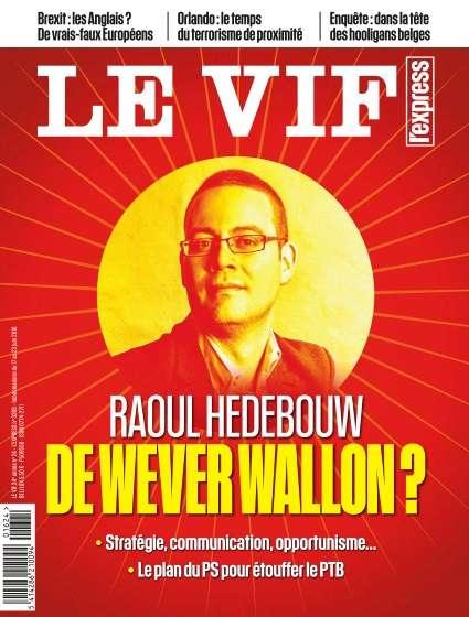 Le Vif L'express - 17 Juin 2016