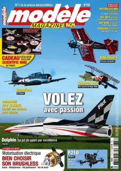 Modèle Magazine - Mai 2016