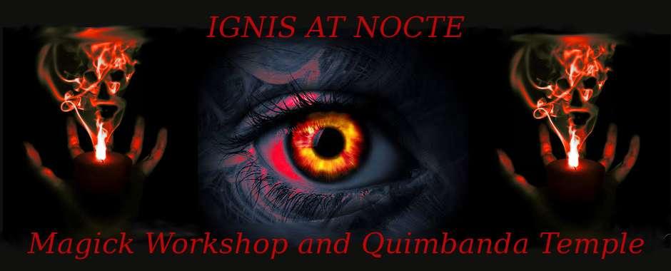 IGNIS AT NOCTE - tatot, rytuały, sklep
