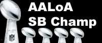 Madden 11, 12, 13, 16, 17 SB Champ