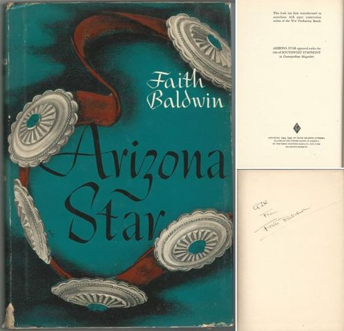 Arizona Star, Baldwin, Faith