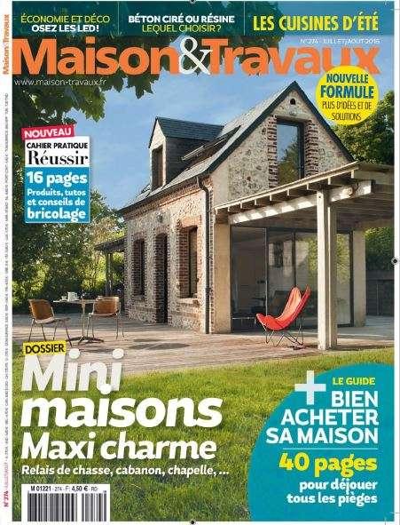 Maison & Travaux 274 - Juillet-Aout 2016
