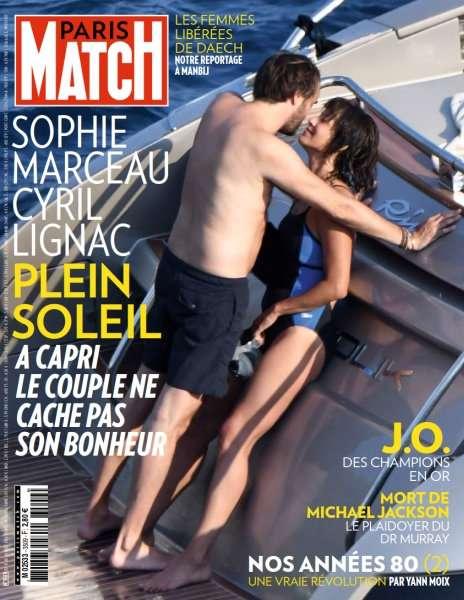 Paris Match 3509 - 18 au 24 Août 2016