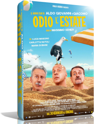 Odio L'Estate (2020).mkv LD AC3 720p HDTS - iTA
