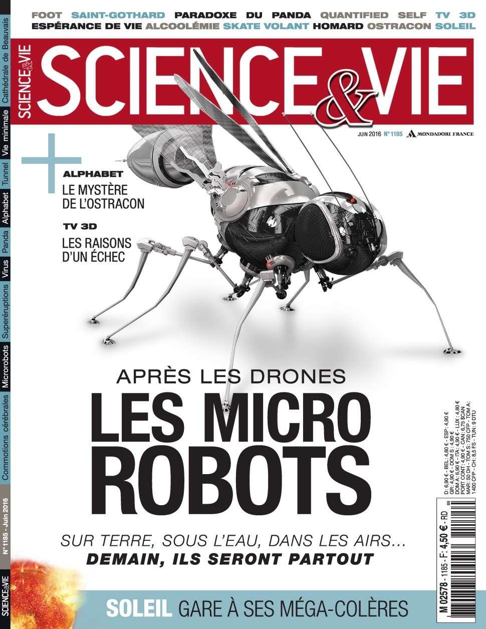 Science & Vie 1185 - Juin 2016