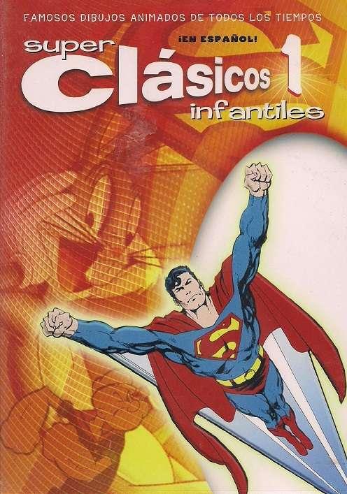Super Clasicos Infantiles Volumen 1 (DVD5)