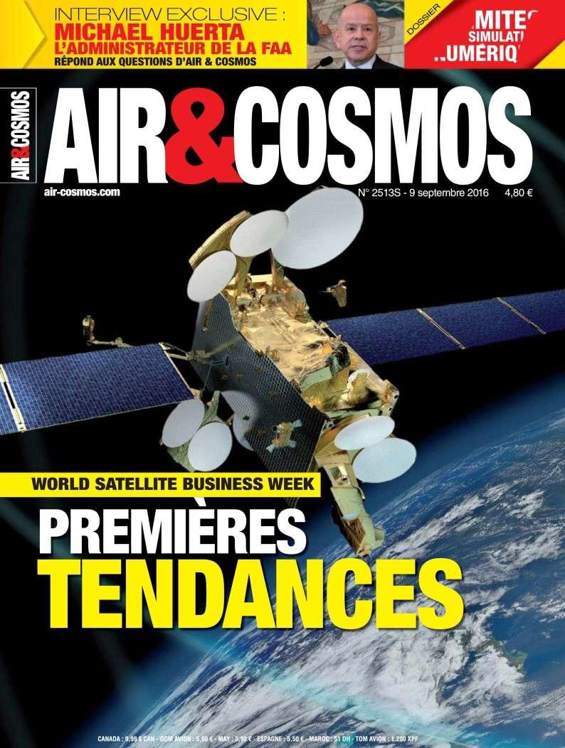 Air & Cosmos - 9 Septembre 2016