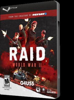 [PC] RAID: World War II – The Countdown Raid - Update 17 (2018) - SUB ITA