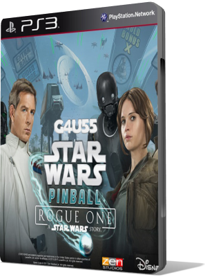 Star Wars Pinball Rogue One DOWNLOAD PS3 SUB ITA (2017)