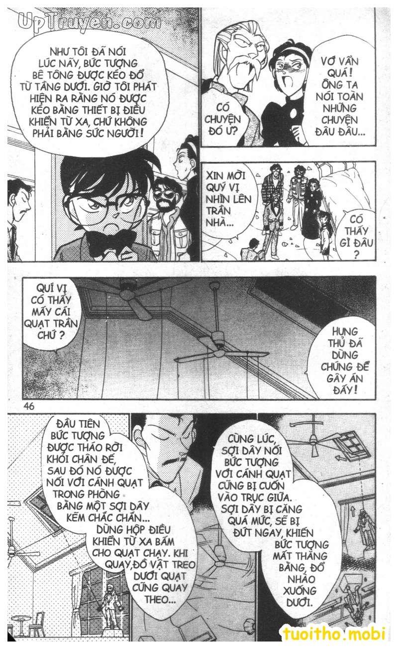 đọc truyện Conan bộ đặc biệt chap 20 trang 5