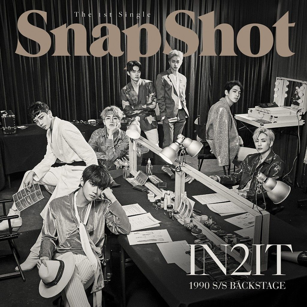 [Mini Album] IN2IT – SnapShot (MP3)