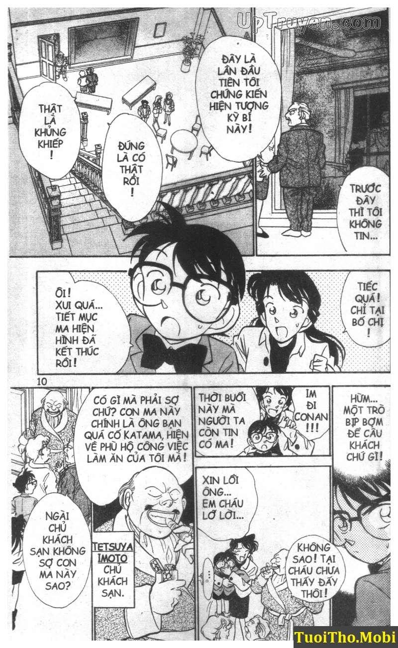 đọc truyện Conan bộ đặc biệt chap 18 trang 3