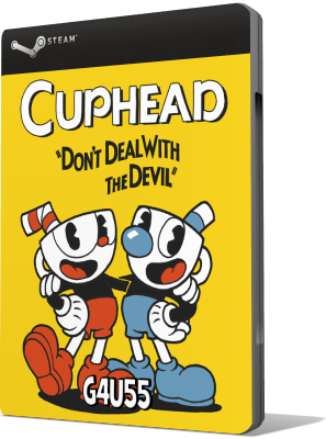 [PC] Cuphead - Update v1.1.4 (2017) - ENG