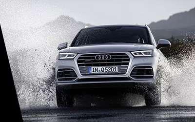 2018 Audi Q5 Pre-Sense City