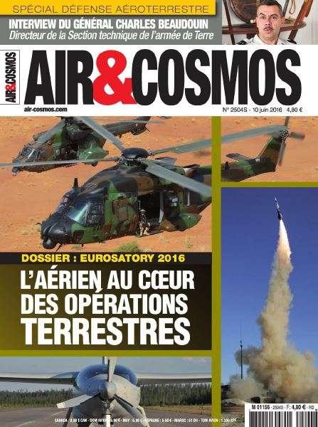 Air & Cosmos 2504 - 10 au 16 Juin 2016