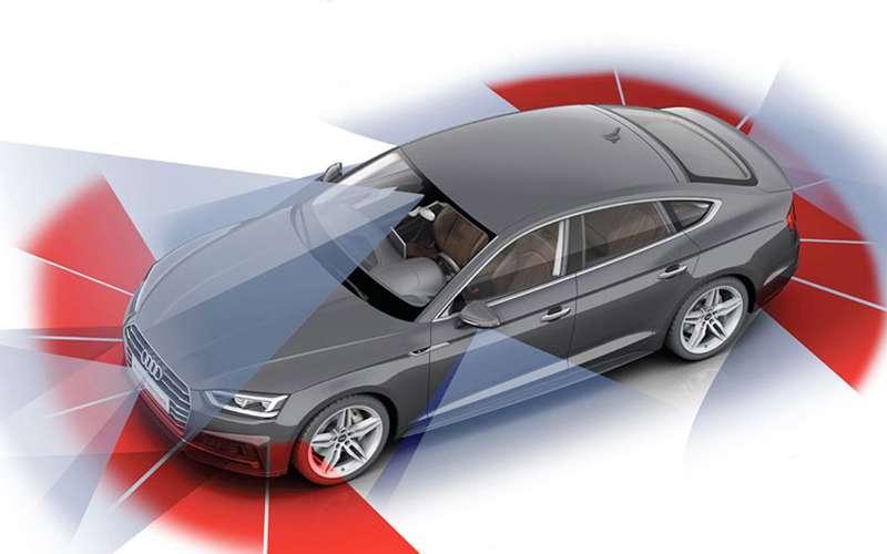 Audi A5 Sportback Driver Assistance Technology