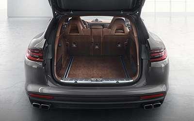 2018 Porsche Panamera Sport Turismo Variable Luggage Compartment