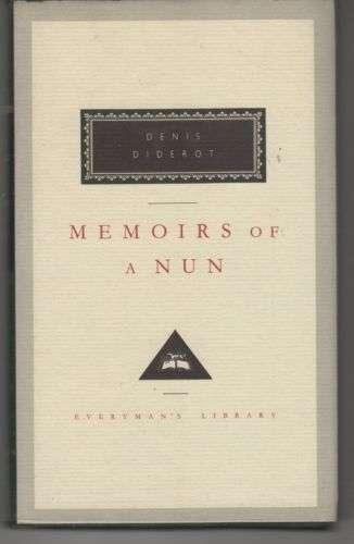 Memoirs of a Nun, Diderot, Denis