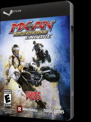 MX vs. ATV Supercross Encore 2017 Official Supercross Pack DOWNLOAD PC SUB ITA (2017)