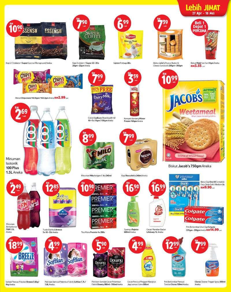 Tesco Malaysia Weekly Catalogue (27 April 2017 - 3 May 2017)