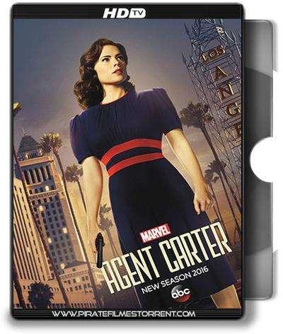 Marvel's Agent Carter 2° Temporada