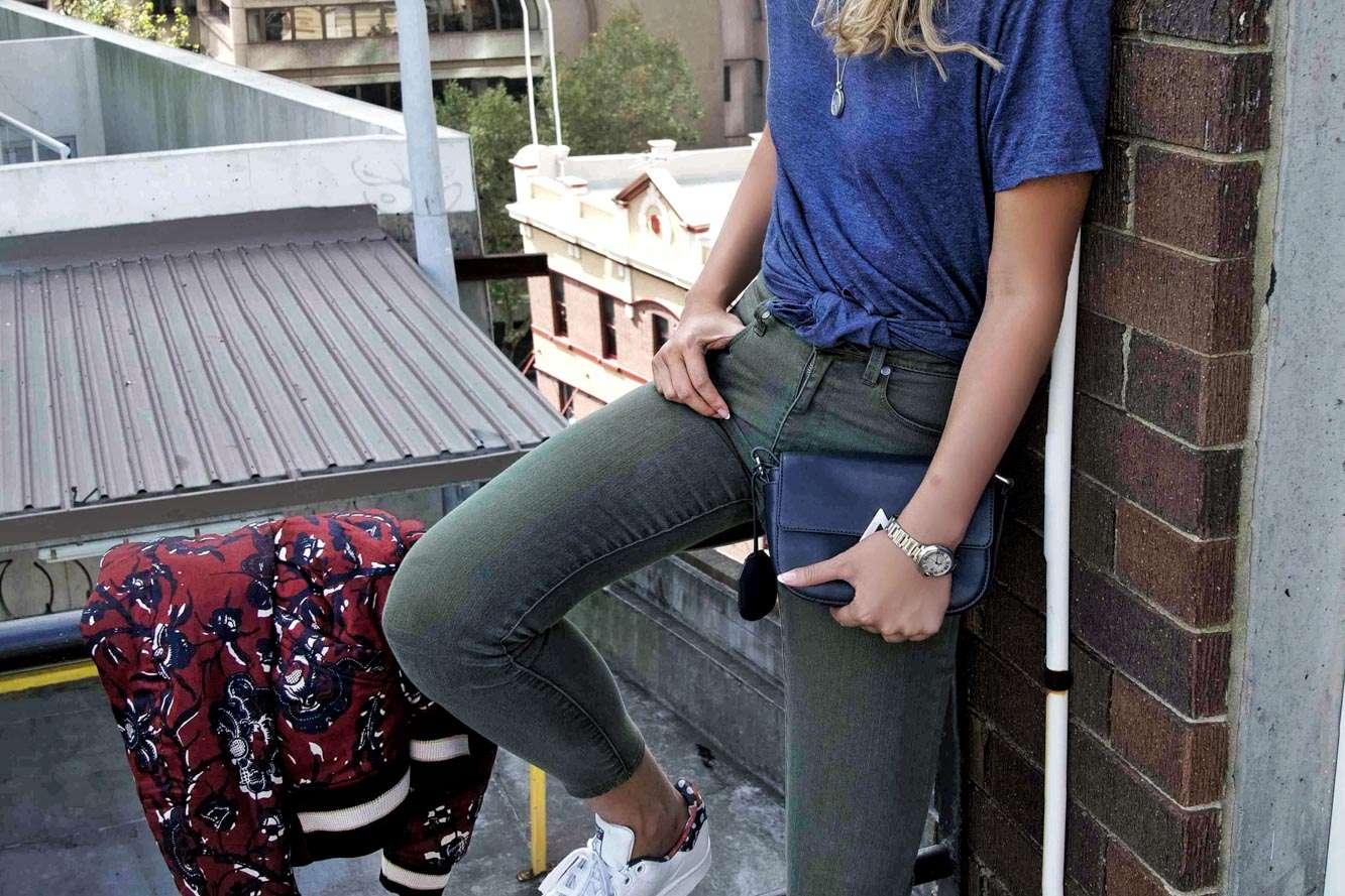 Grana Turkish Denim Jeans