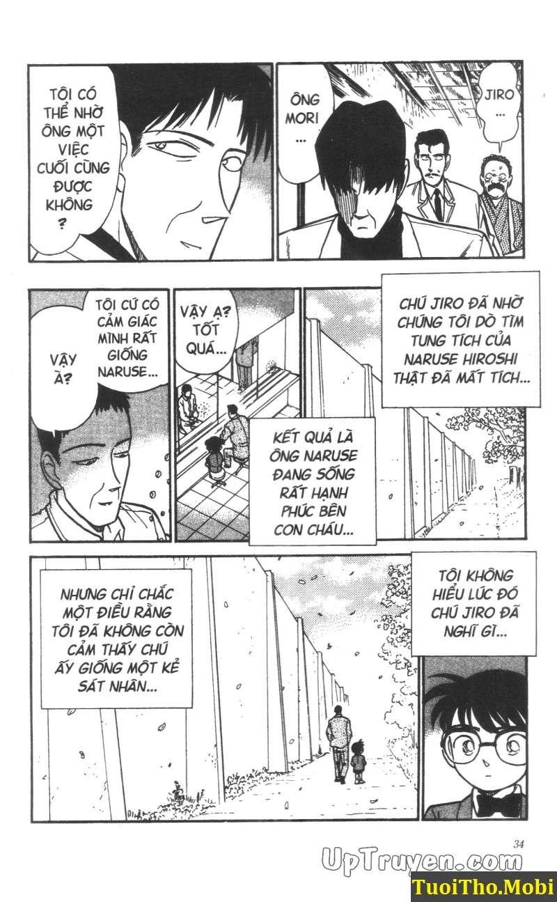 đọc truyện Conan bộ đặc biệt chap 10 trang 29