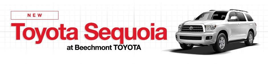 New Toyota Sequoia For Sale In Cincinnati, Ohio