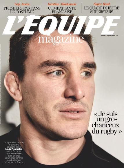 L'Equipe Magazine - 6 Février 2016