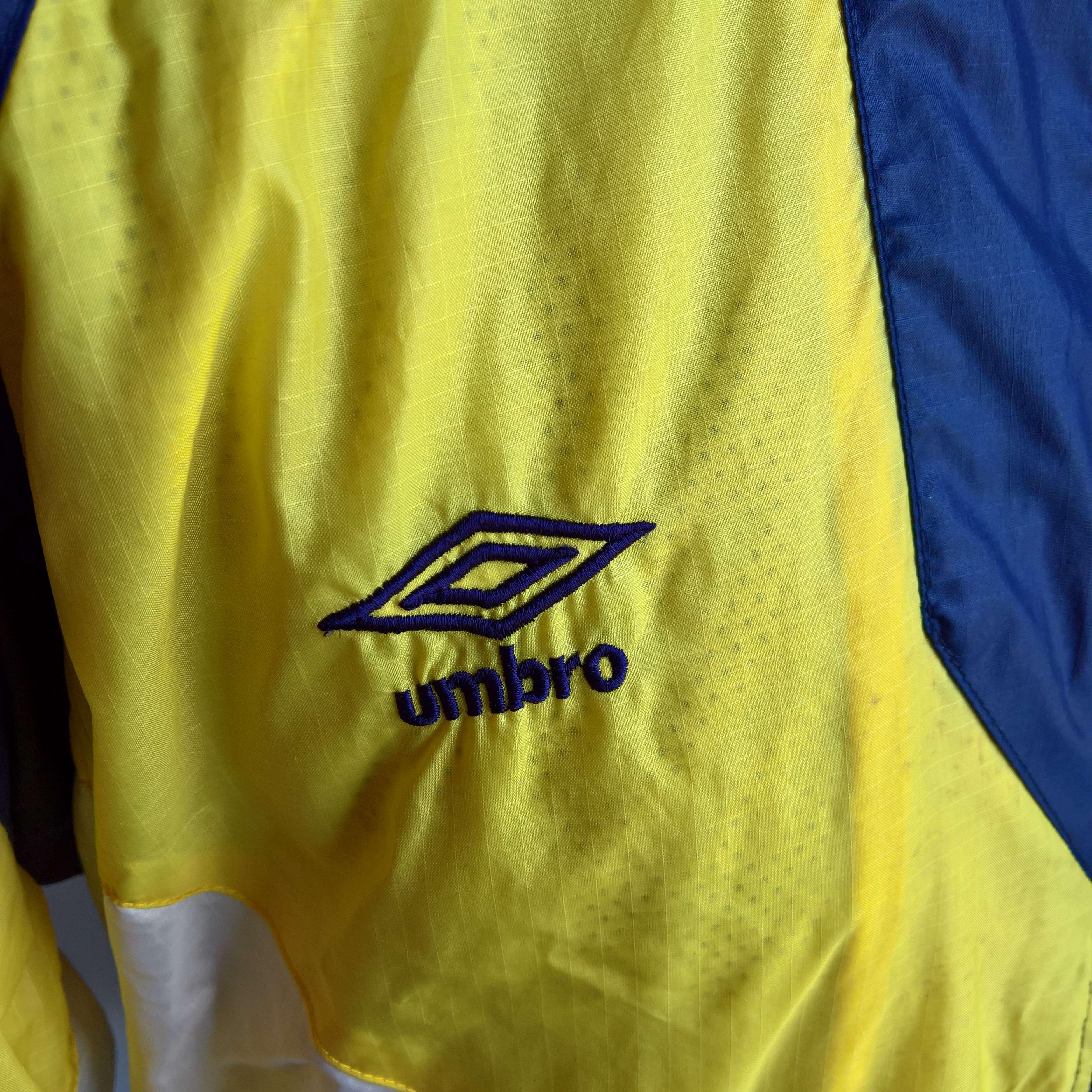 Scotland-1990-Chaqueta-CAMISETA-DE-FUTBOL-ENTRENAMIENTO-CONCHA-Umbro-Jersey