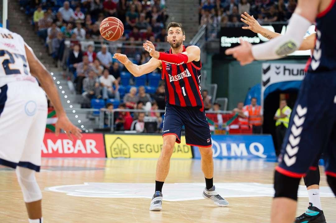 Andrea Bargnani è stato il massimo realizzatore dei suoi con 20 punti (Foto: ACB Photo/I.Martín)