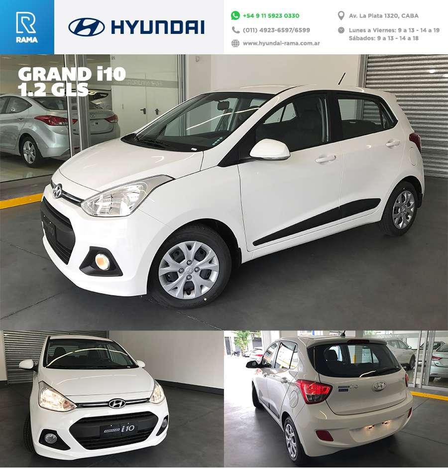 Hyundai grand i10 header